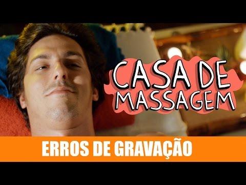 Erros de Gravação – Casa de Massagem