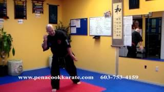 Fighting Counters of Penacook School Martial Arts