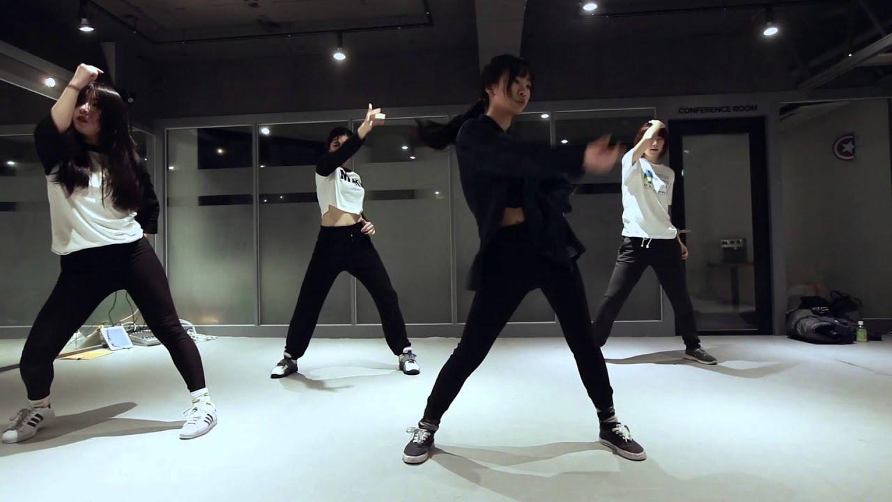 May J Lee Choreography / Lyrica Anderson - Feenin (ft. Kevin Gates)