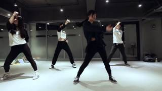 May J Lee Choreography / Lyrica Anderson - Feenin (ft. Kevin Gates)