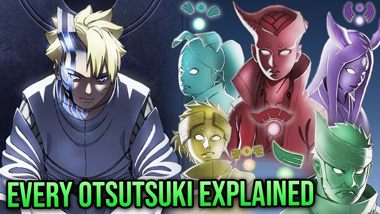 Download Why Naruto's Sons Became Aliens - All Otsutsuki Clan Members & God Explained - ENTIRE BORUTO STORY!