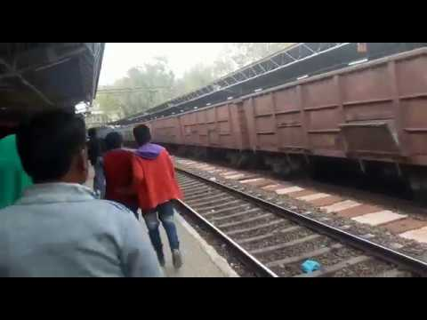 Accident at railway station | Prayer for protection