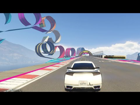 EY, IK ZAL JE NOOIT BEUKEN! (GTA V Online Funny Races)