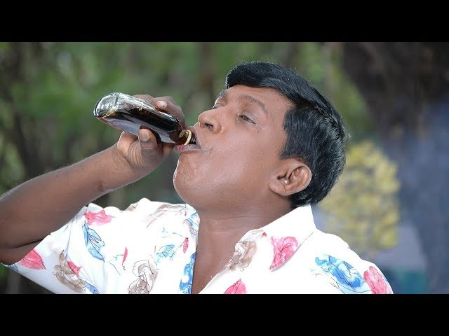 Vadivelu Drinking Nonstop Comedy | Cinema Junction Latest 2018