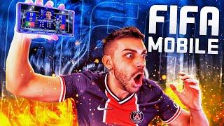 ABRO +300 EUROS en SOBRES del NUEVO FIFA MOBILE 21 !!