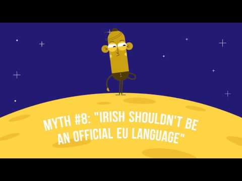 "Myth #8: ""Irish shouldn"