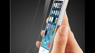 Посылка из Китая защитное стекло для Apple iPhone 5S aliexpress(, 2016-03-05T12:04:01.000Z)