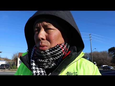 Socialist Worker Interviews Striking Workers at the Ontario Food Terminal