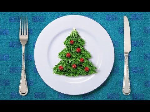 Как хранить новогодние блюда?