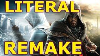 [LITERAL REMAKE] Assassins Creed Revelations Trailer Dublado PT BR