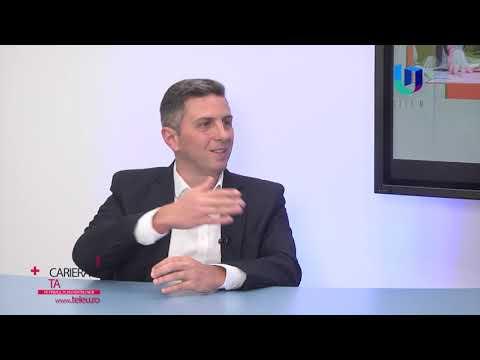 TeleU: Adrian Firu la Cariera ta (I)