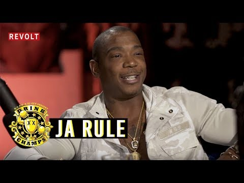 Ja Rule | Drink Champs (Full Episode)