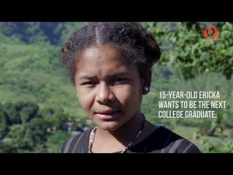 #ShareLove: Girl wishes to be next Aeta teacher from her village