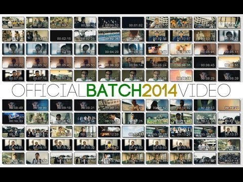 Official LSGH Batch 2014 Graduation Video