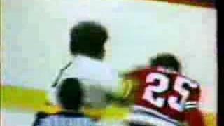 John Wensink vs. J.-Bob
