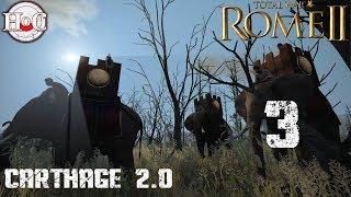 Carthage 2.0 - Total War: Rome 2 Ancestral Update - Part 3