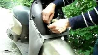 Как установить сигнализацию на скутеры Honda tact 51 и Honda dio 35(http://scooterprofi.ru/remont-skuterov/moi-video-po-remontu-skuterov/252 Если Вы решили установить сигнализацию на свой скутер и в какой-то..., 2013-05-21T17:08:40.000Z)
