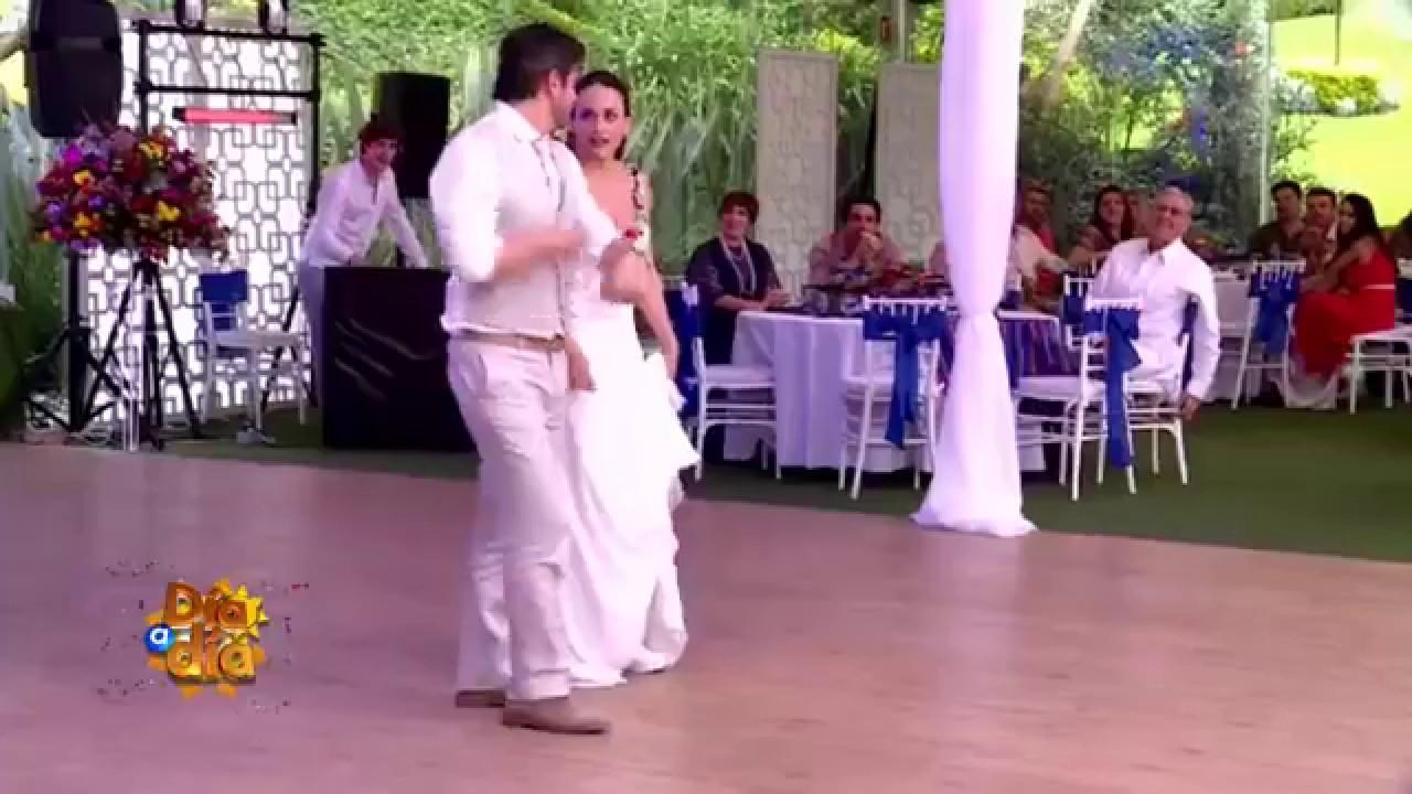 Vestido de novia mi marido tiene familia
