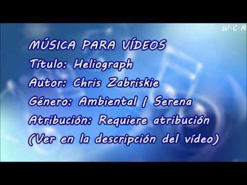 Heliograph - Chris Zabriskie