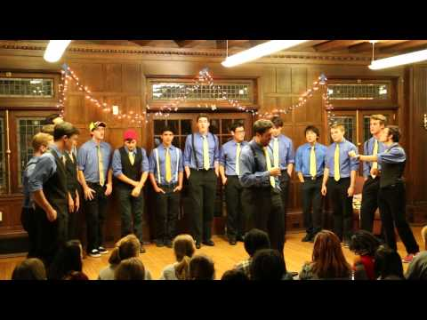 White Christmas - The Drifters HD