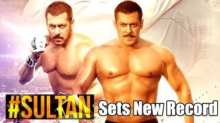Salman's SULTAN Most Tweeted Hashtag Movie Of India
