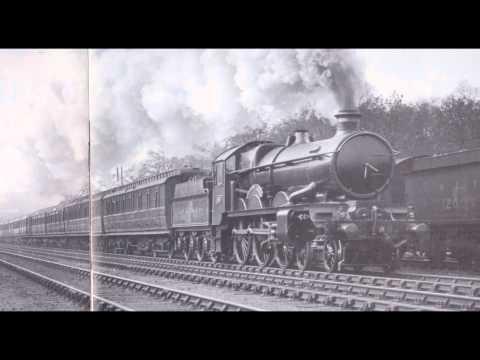 LNER & GWR Locomotive exchange 1925