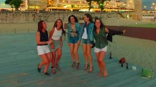 Sunset Party Figueira da Foz Aerial View - 11th July 2015 - RFM/SOMNII - 4K Ultra HD