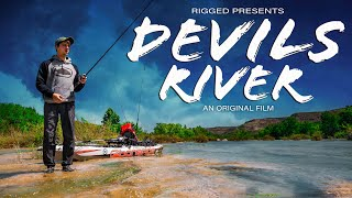 Conquering the DEVILS RIVER - An Original Film
