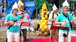 2018年ウクレレパイナ金沢でのウクレレクルーラーズの演奏です。