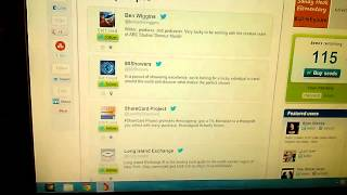 How to get followers on twitter instantly (NO CATCH, NO DOWNLOAD, JUST A SITE)