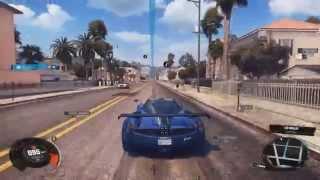 The Crew - West Coast to East Coast Free Roam Gameplay (PC HD) [1080p]