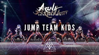 Jump Team Kids Arena China Kids 2019 VIBRVNCY Front Row 4K