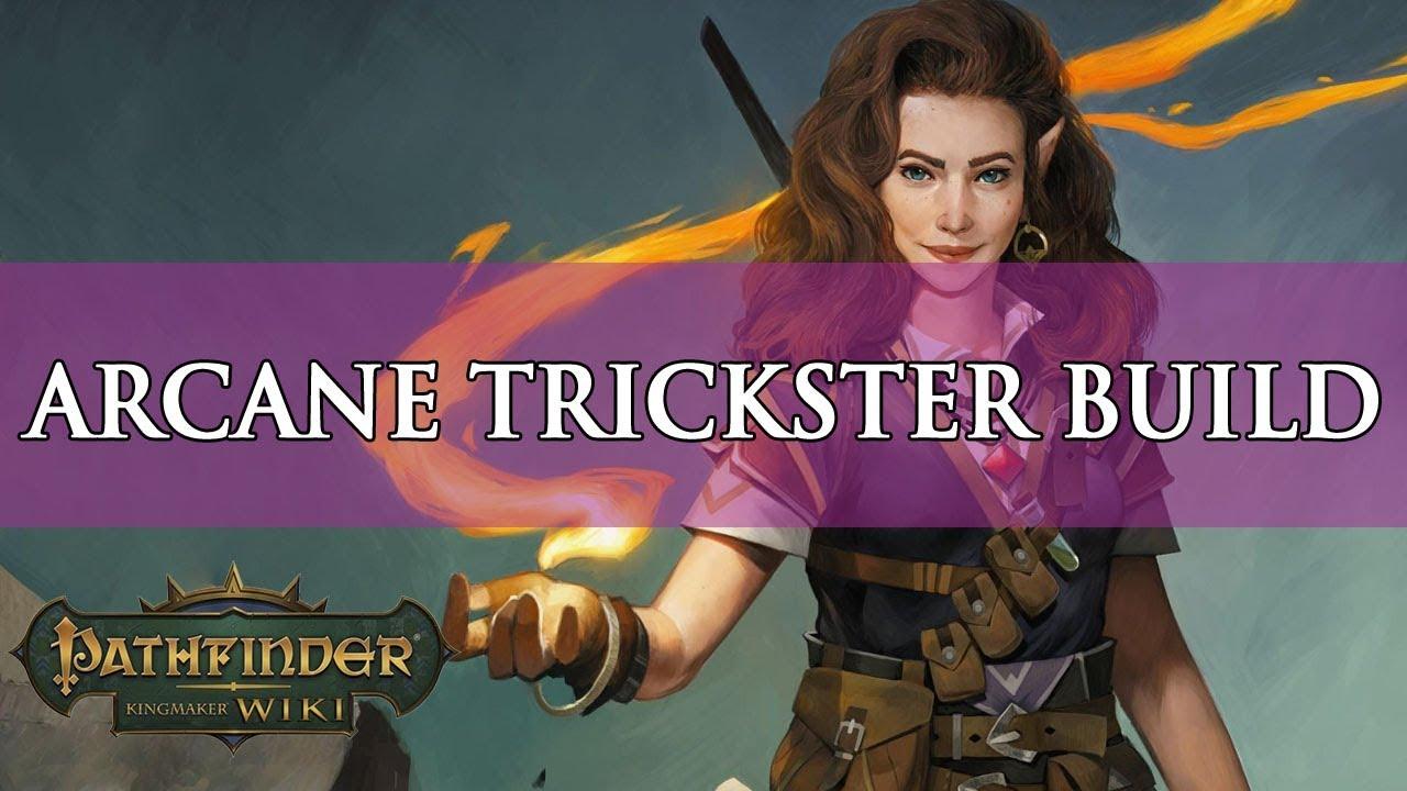 Pathfinder Kingmaker Builds: Octavia the Arcane Trickster