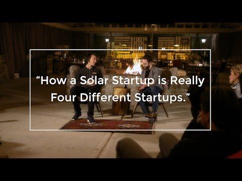 What it's Like Working Inside a Solar Startup | Xavier Helgesen