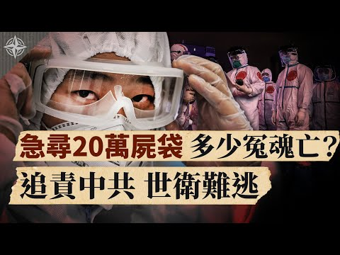 小心⚠️!病毒可「空氣」傳播😮;宣傳戰激怒各國😡,反共潮再起🚫;台灣🇹🇼防疫外交,勿忘香港🇭🇰(2020.4.3) 世界的十字路口 唐浩
