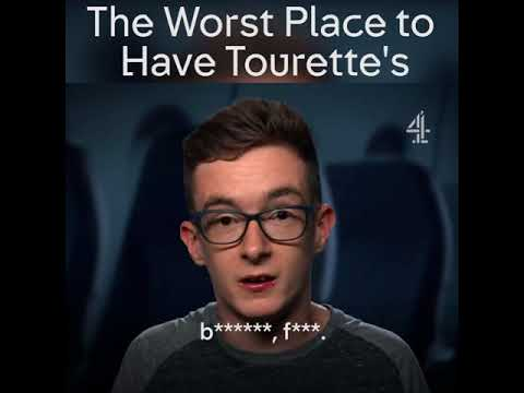 Channel 4 the worst place to have tourettes syndrome