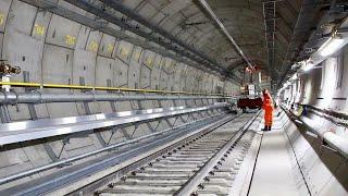 Inside London's £18BN New Railway
