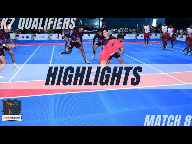 Neer Gulia Kabaddi Academy vs NK Kabaddi Academy   Highlights   Pool B