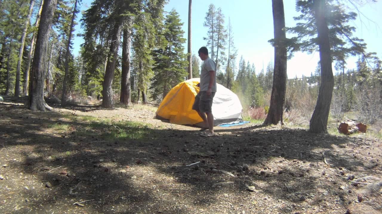 Sardine Lake Camping - YouTube