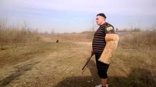 охрана,защита хозяина немецкая овчарка шерхан(, 2015-05-07T15:26:10.000Z)