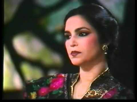Tahira Syed Live on Ptv to Sing Pahari Dogri Song 'Pal pal bahi jana'