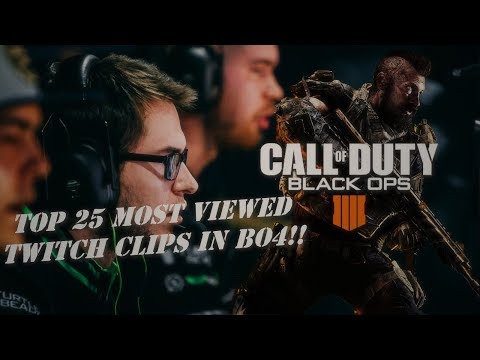 TOP 25 MOST VIEWED OPTIC KARMA TWITCH CLIPS!!