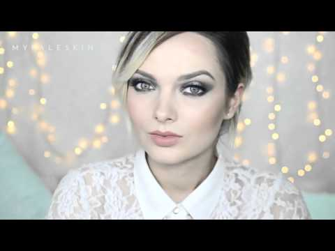 makeup for party |how to apply makeup for party | youtube |ACNE COVERAGE // Naked Smoky Palette