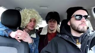 Typy ľudí v taxíku