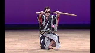 新舞踊 曲:神奈川水滸伝  踊: 深山 幸三郎 2017(初演2012)