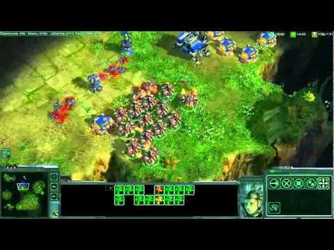 StarCraft II  Wings of Liberty   Terran 480p