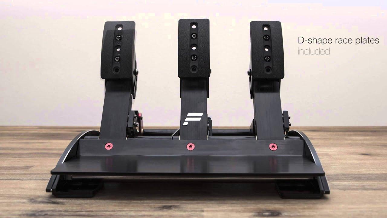 fanatec clubsport pedals v3 manual