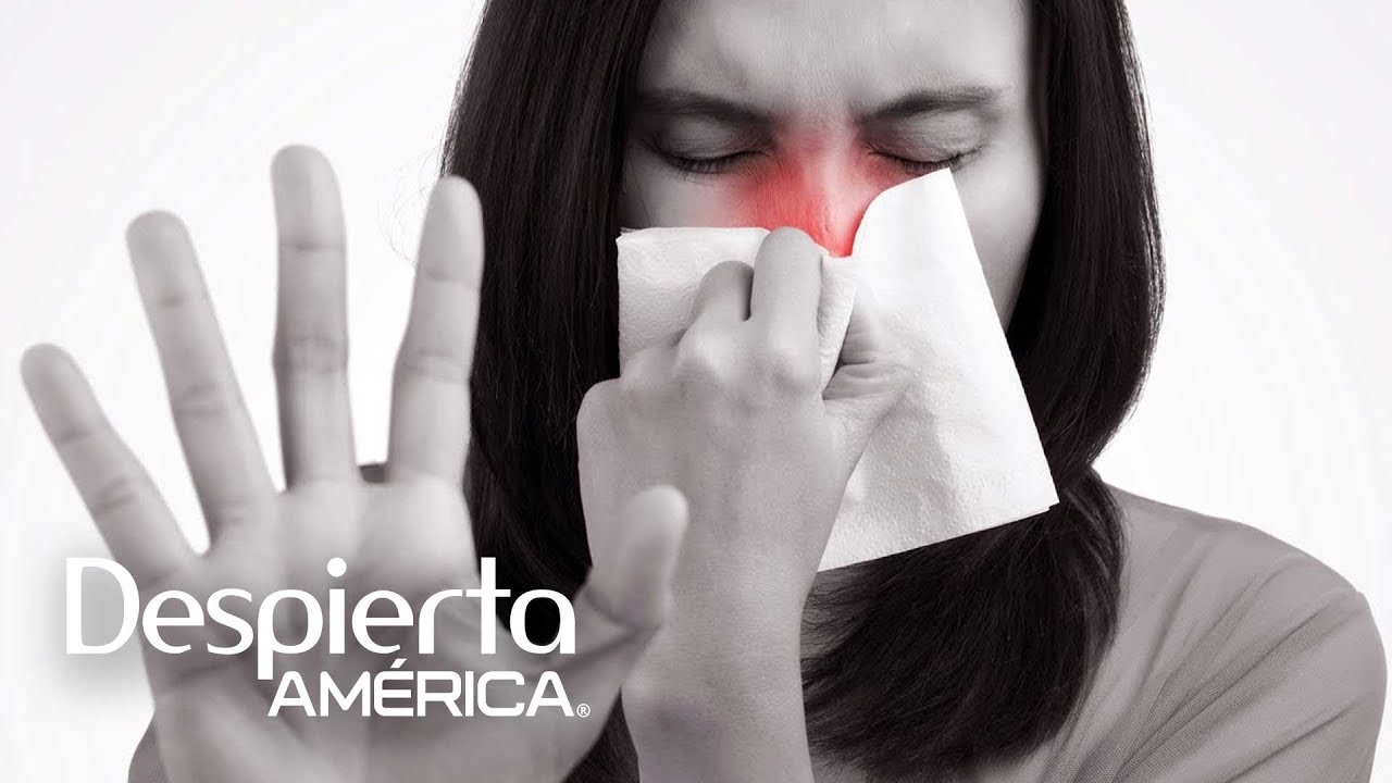 Congestion contra remedios naturales nasal la
