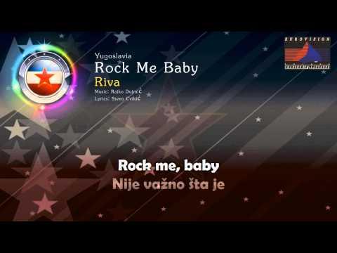"[1989] Riva - ""Rock Me Baby"" (Yugoslavia)"