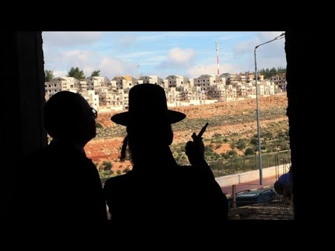 Ultra-Orthodox Population Grows In Israeli Settlements